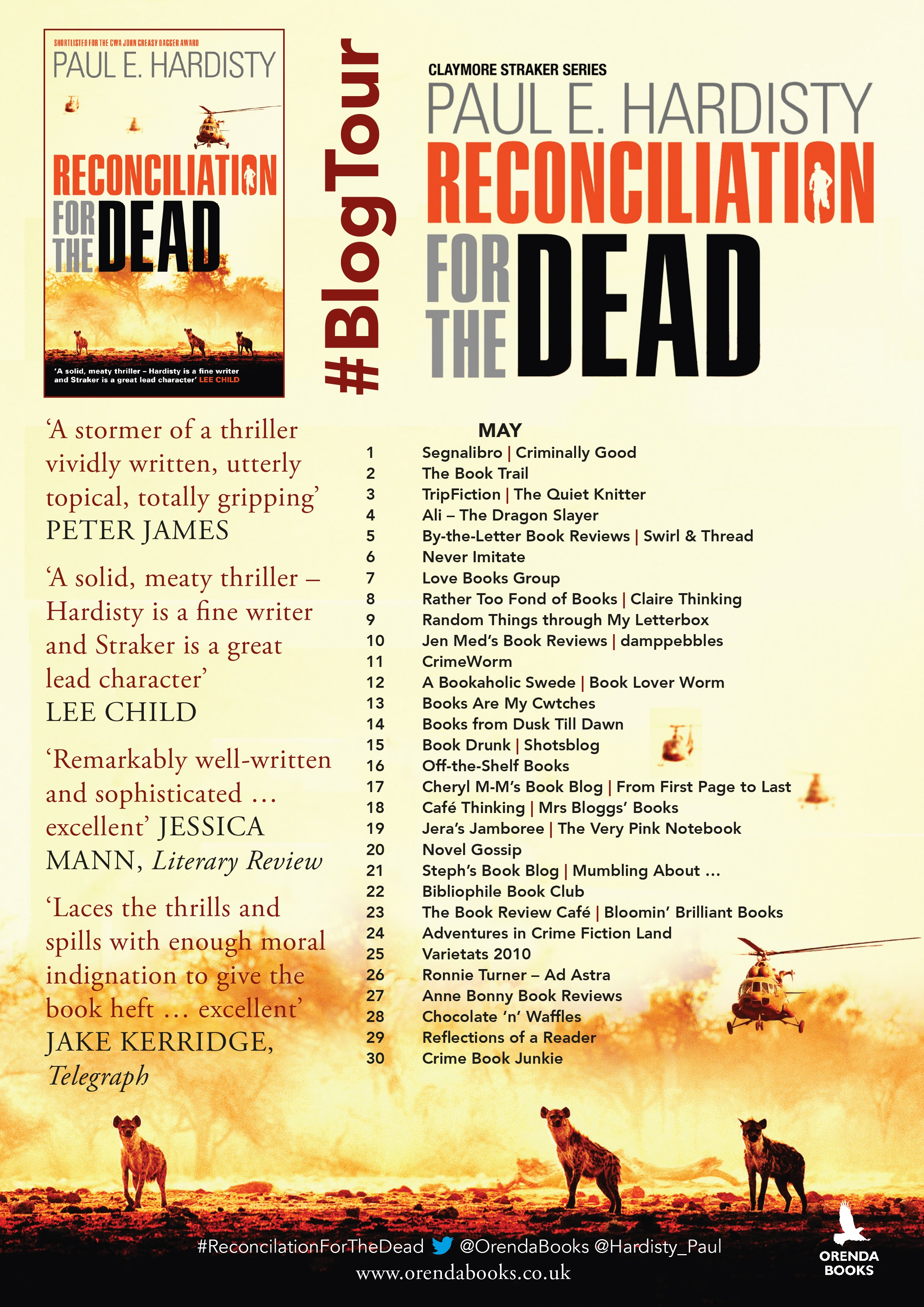 book of the dead blog