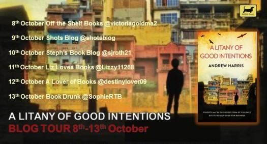 A Litany of Good Intentions blog tour