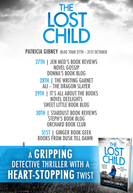 The Lost Child - Blog Tour