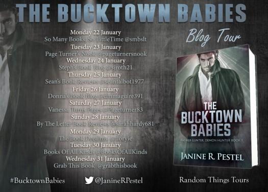 Bucktown Babies Blog Tour Poster