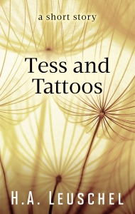 Tess and Tattoos - High Resolution - Font Match