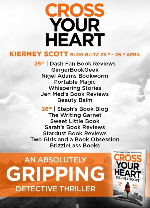 Cross Your Heart - Blog Tour