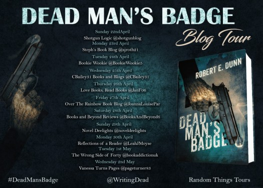 Dead Man's Badge FINAL Poster