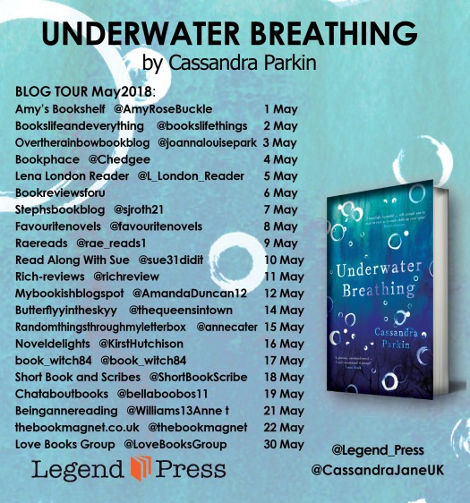 underwater breathing Blog Tour Banner jpeg