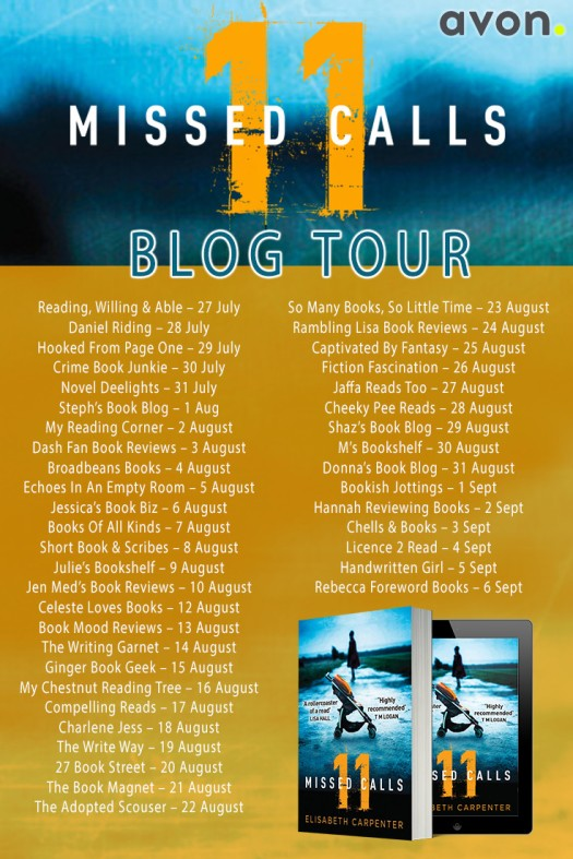 11 Missed Calls Blog Tour FINAL