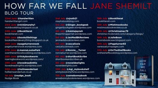 How Far We Fall Blog Tour