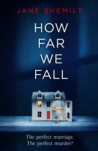How Far We Fall HB jacket