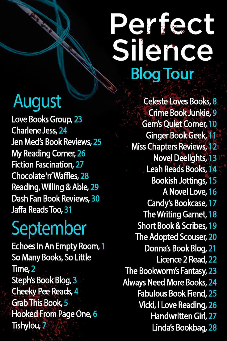 Perfect Silence Blog Tour2