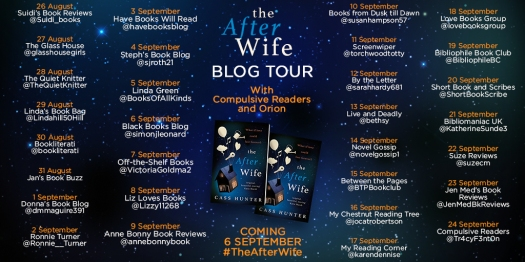 The After Wife blog tour v2