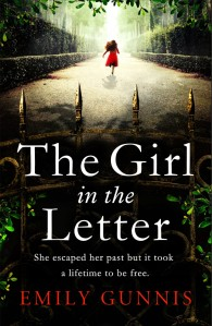 The Girl In The Letter Cover