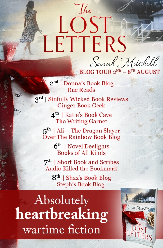 The Lost Letters - Blog Tour