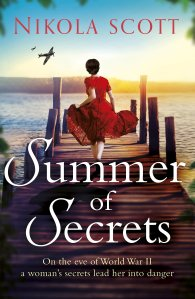 The Summer of Secrets Cover