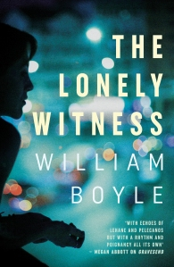 Lonely Witness Cover