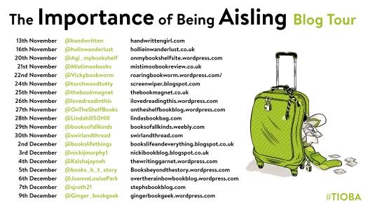 Aisling Blog Tour